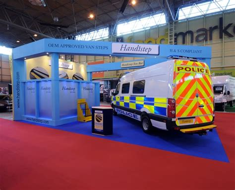 cv show exhibition stand design and build