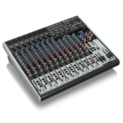 Mixer Lighting Behringer behringer xenyx x2222usb mixer at gear4music