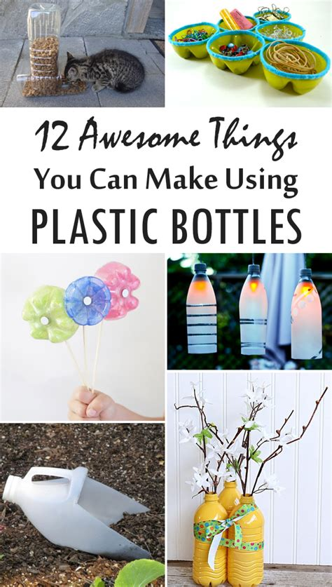 How To Make Bottle At Home 12 Awesome Things You Can Make Using Plastic Bottles