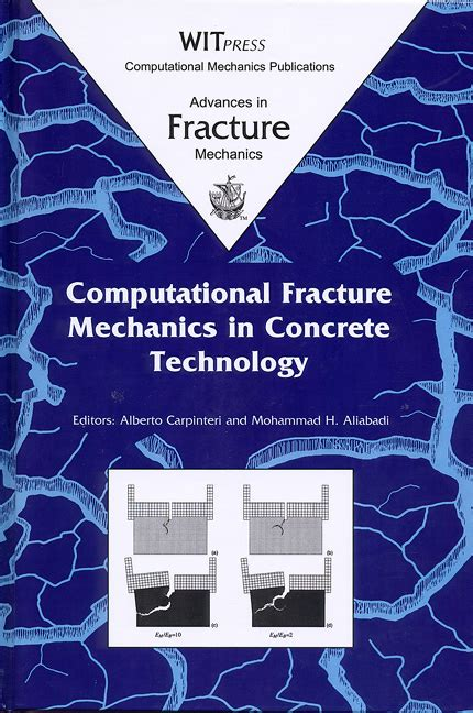 reference books concrete technology computational fracture mechanics in concrete technology