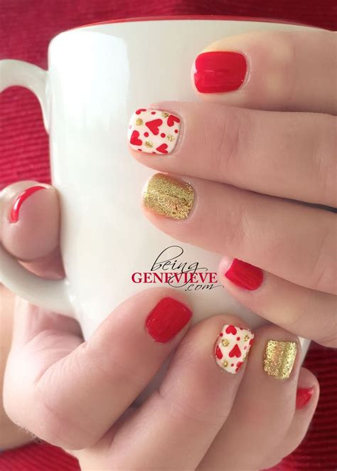 10 valentines day nail art designs the ultimate guide 2 youtube