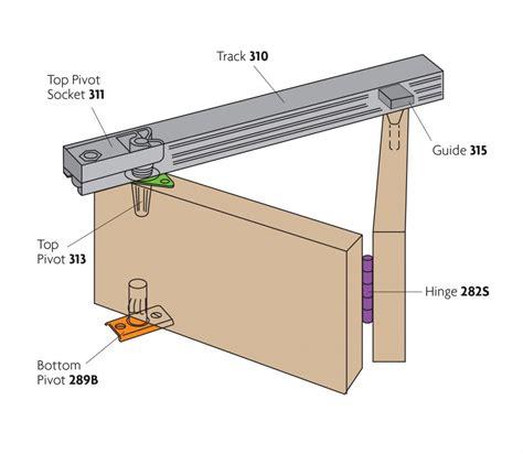 Folding Garage Door Hardware Bifold Folding Door Hardware P C Henderson