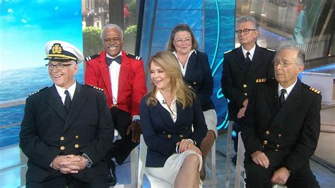 watch the love boat see the love boat cast reunite live on today and get a