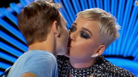 has anyone ever been electricuted by bellami hot tools hair katy perry gets backlash for kissing contestant cnn video