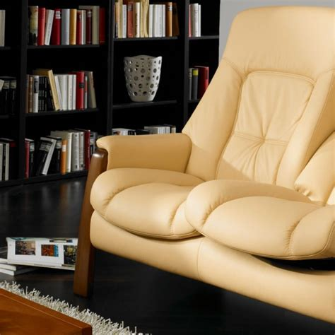 zerostress sofa zerostress tanat 2 seater reclining leather sofa