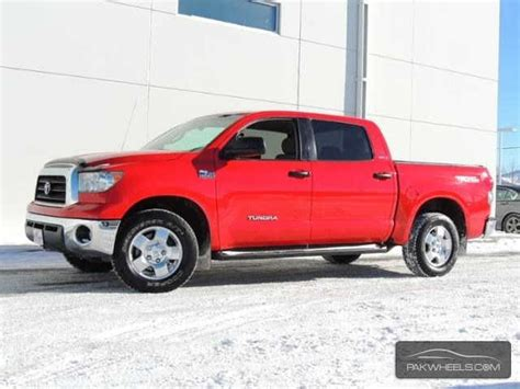 toyota tundra 2009 for sale used toyota tundra 2009 car for sale in karachi 820419