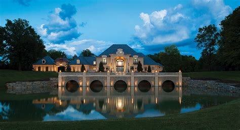 Build Homes Online by Built By Hand Modern Mansion Meets Old Kentucky Home Cincinnati Magazine