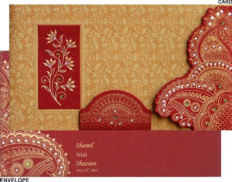 indian wedding cards wedding card w 1067