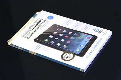 Review Screenguardz Pure Protects The Ipad Air 2 With Beautiful | review screenguardz pure protects the ipad air 2 with