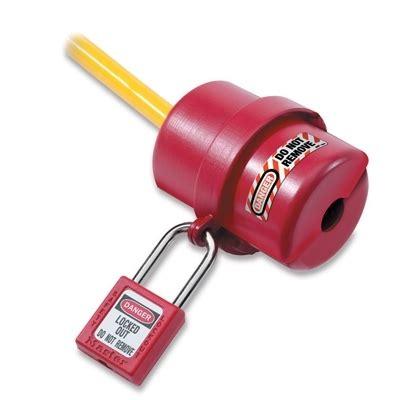 cadenassage pneumatique consignation pour prises 233 lectriques master lock 487