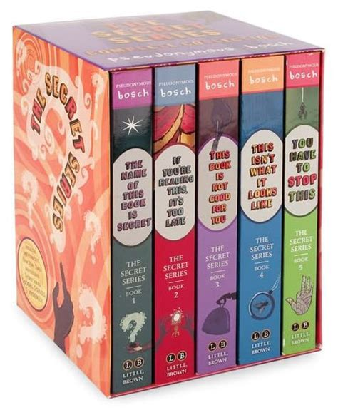 the s secret green series books the secret series complete collection by pseudonymous