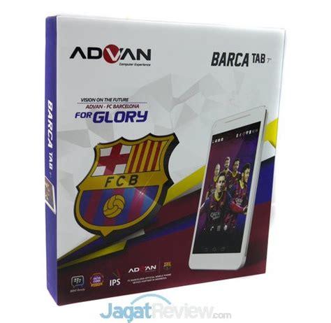 Tablet Barca review advan barca tab tablet android octa untuk fans fc barcelona jagat review
