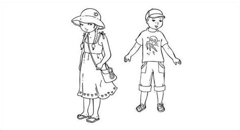 11 summer coloring pages jpg psd ai illustrator download