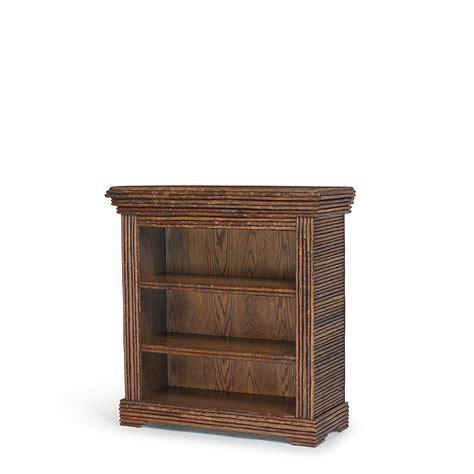 rustic bookcase la lune collection