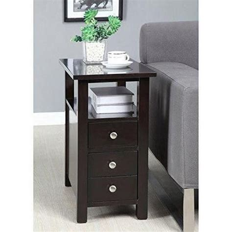 Narrow Nightstand With Drawers Best 25 Narrow Nightstand Ideas On Small