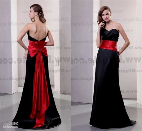black with colored and black bridesmaid dresses naf dresses