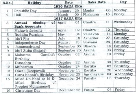 public holidays 2016 with calendar government gazetted search results for bihar govt holiday calendar 2015