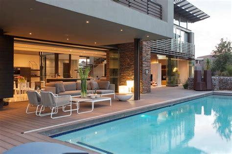 swimming pool patio furniture backyard design ideas