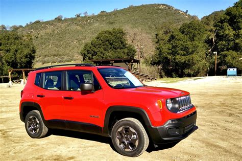 Jeep Renegade 4x4 2015 Jeep Renegade 4x4 Sport Autos Ca