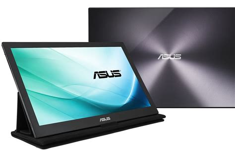 asus trots out the world s portable monitor with a usb type c port android authority
