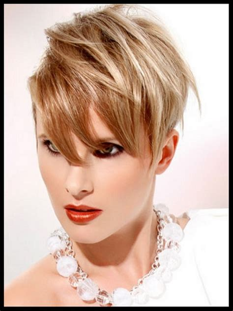 short hair cutts for fat faces over 45 short hairstyles for women with round faces