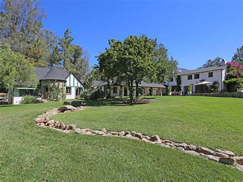 ranch house ojai reese witherspoon s libbey ranch in ojai california listed on sale for 10 million