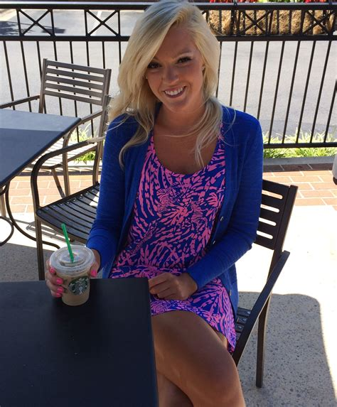lilly pulitzer for starbucks starbucks and lilly pulitzer fall bettydress preppy