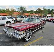 WETT 1975 Cadillac Coupe Deville On 8s  YouTube