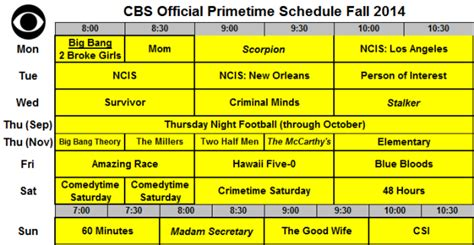 Smu Mba Fall Schedule by Abc Upfront 2014 15 Fall 2014 Schedule Tv Land The
