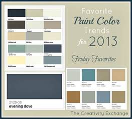 popular paint colors 2014 2013 top paint colours ideas