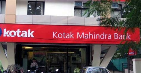 kotak mahindra bank kotak mahindra bank net profit rises 47 business today