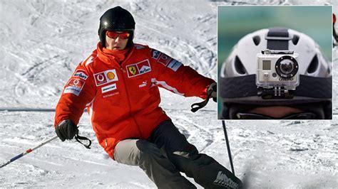 wann war der skiunfall michael schumacher helmkamera michael schumacher lief bei skiunfall