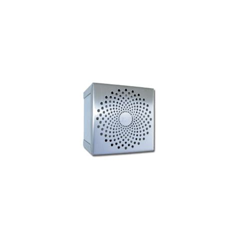 elk 150rt elk outdoor alarm siren in stainless enclosure