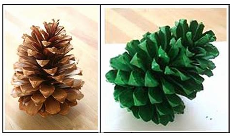 pinecone decorations 7 pine cone decorations