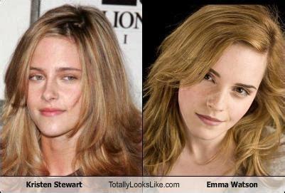 emma watson looks like harry potter vs twilight images kristen stewart looks