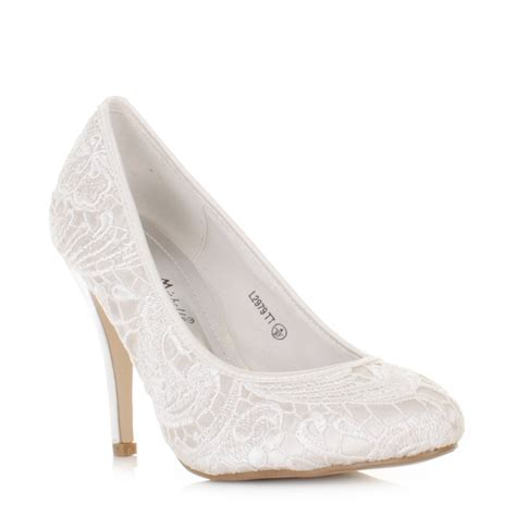White Wedding Shoes by White Bridal Shoes 28 Images Places To Shop For Your