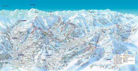 Saint Gervais, la station de ski