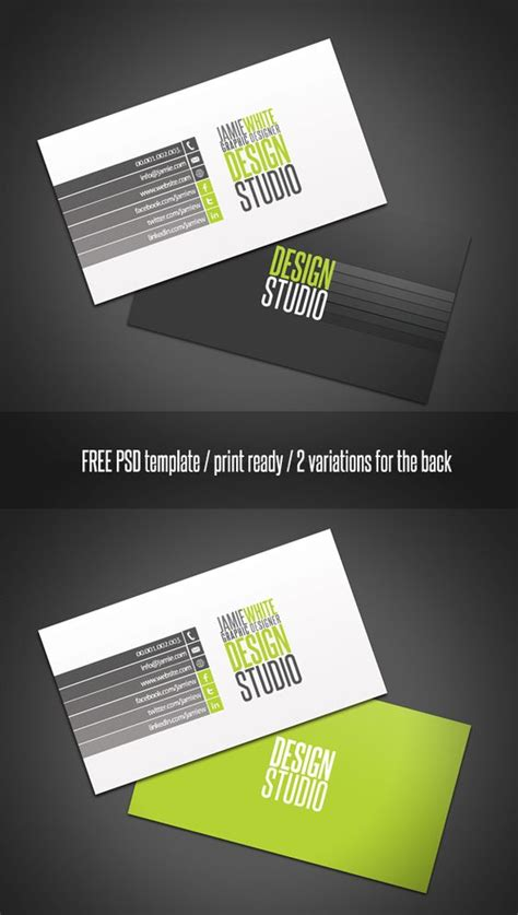 now card template free professional business cards templates by 24beyond