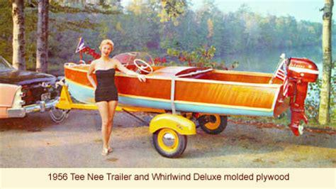 vintage boat trailer lights acbs old trailer information