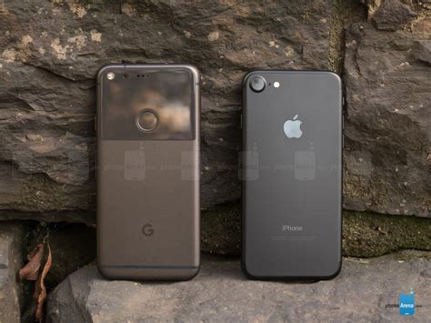 iphone v pixel pixel vs apple iphone 7