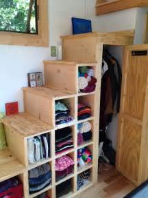 good idea for tiny house stairs which includes lots of storage thecreativecottage tiny home