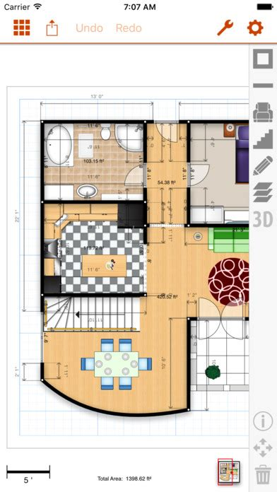 app for floor plans floor plans app an app that draws impressively accurate