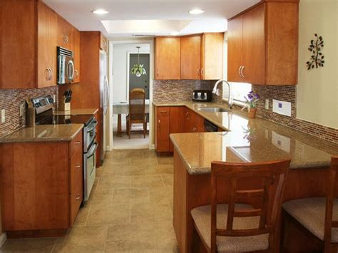 narrow galley kitchen ideas best kitchen design small galley kitchen designs small