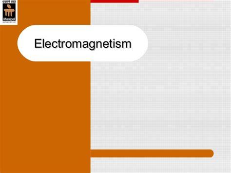 magnetic induction l l13 magnetic induction