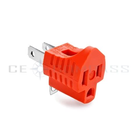 convert light socket to 3 prong outlet 3 prong to 2 prong electrical ground ac adapter grounding