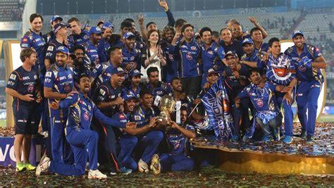 Ipl Winning Team Prize Money 2017 - mumbai indians celebrate ipl 2017 title in style ipl