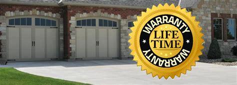 overhead door warranty we install garage doors in plano tx