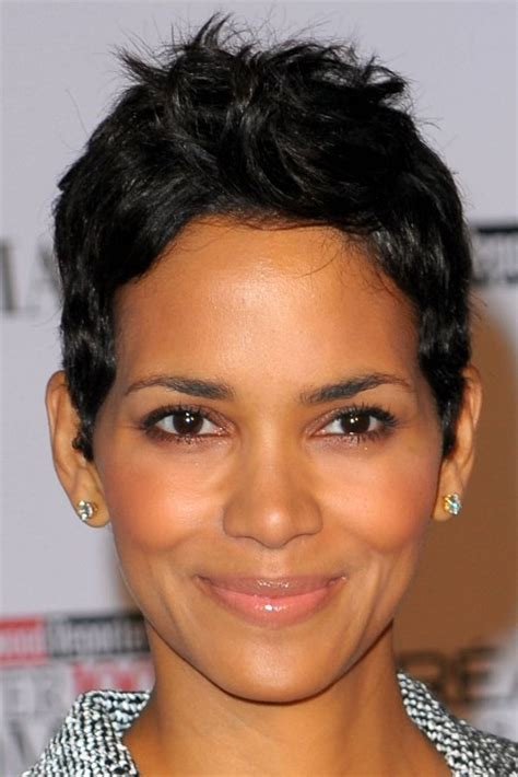 style pixie like halle berry halle berry short pixie haircut for women over 40s