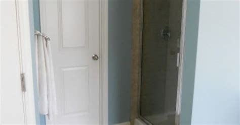behr harmonious spa blue bathroom paint color for the home blue bathroom paint