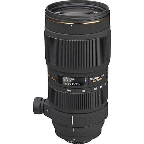 Sigma 70 200 Nikon sigma 70 200mm f 2 8 ii ex dg apo macro hsm af lens for nikon